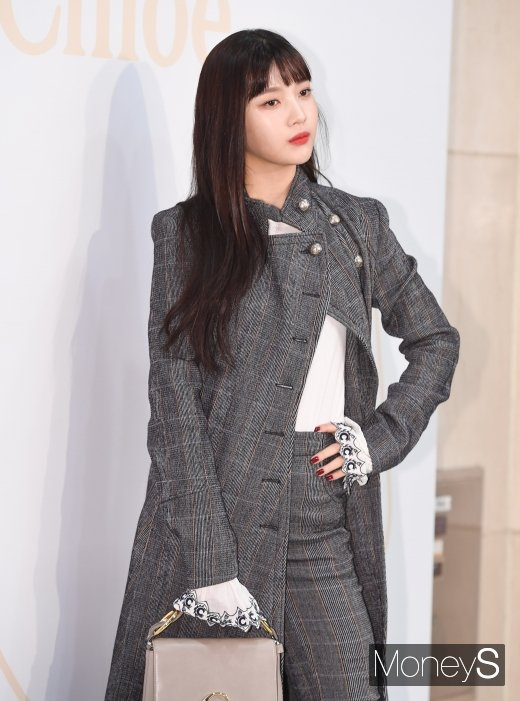 [머니S포토] 레드벨벳 조이, 톱 모델 뺨치는 포즈