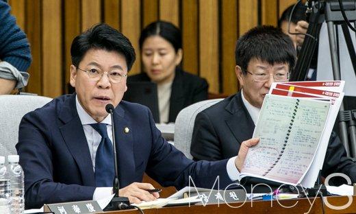 장제원 자유한국당 의원. /사진=임한별 기자