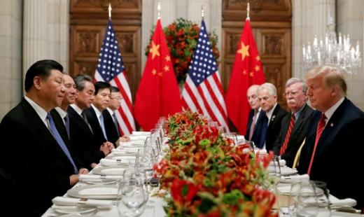 시진핑 중국 국가주석(왼쪽)과 도널드 트럼프 미국 대통령/사진=로이터