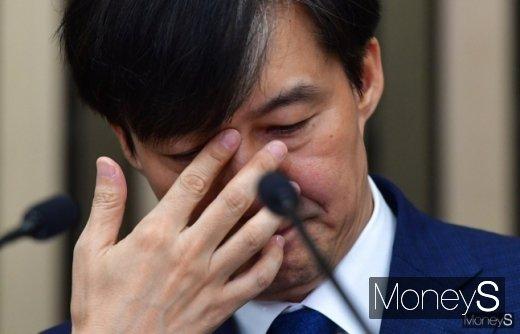 조국 전 법무부장관. /사진=임한별 기자