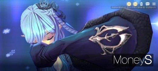 지원형 포지션의 아나스타샤는 '마법소녀 데스페라도'라는 스킬로 강한 데미지를 입힌다. /사진=머니S DB