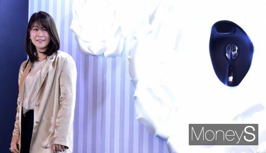 [머니S포토] 국민며느리 김지영, 화사한 미소