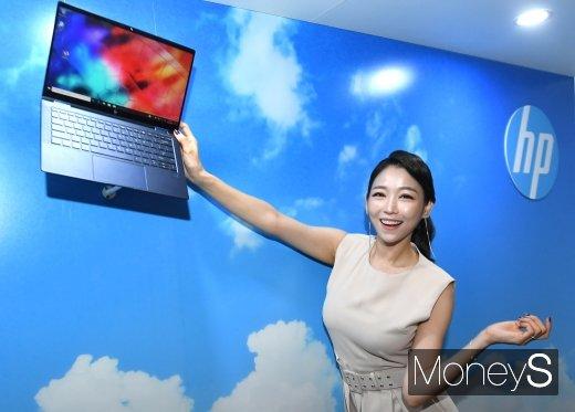 [머니S포토] HP 엘리트 드래곤 플라이, '성능과 휴대성 다 잡았다'