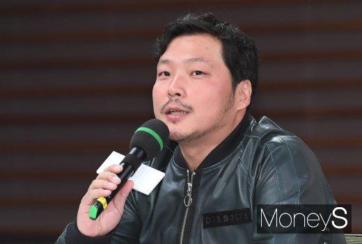 [머니S포토] '하자있는 인간들' 오진석 감독
