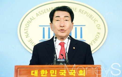 안상수 자유한국당 의원. /사진=임한별 기자