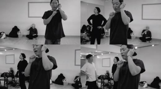 태사자 영상공개. /사진=박준석 인스타그램