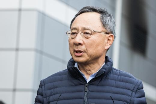 황창규 KT 회장이 4일 검찰에 기소의견으로 송치된다. /사진=뉴스1