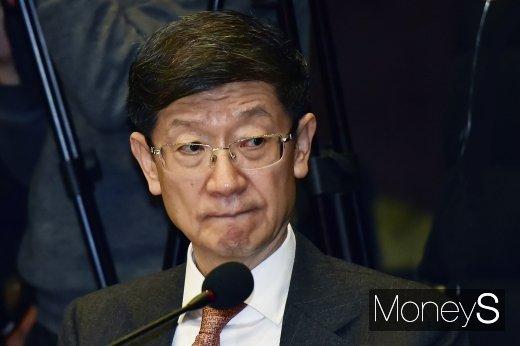 [머니S포토] 박근태 CJ대한통운 대표, '한중 기업인 및 전직 정부 고위인사 대화'에 참석