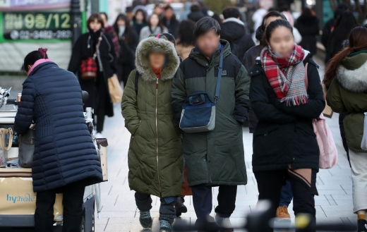일요일인 8일은 전국이 맑은 가운데 오후부터 평년 기온을 회복할 전망이다. /사진=뉴시스 김선웅 기자
