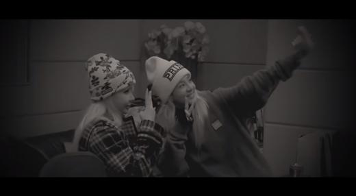 그룹 2NE1 출신 가수 박봄(왼쪽)과 산다라박. /사진=유튜브 캡처