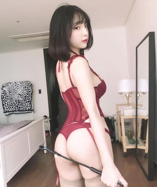 모델 강인경. /사진=강인경 인스타그램 캡처