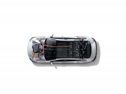 현대차그룹이 세계 최초로 개발한 ASC기술이 적용된 쏘나타 하이브리드 시스템. /사진=현대자동차그룹
