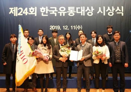 마리오아울렛, '제24회 한국유통대상 국무총리상' 수상