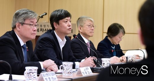[머니S포토] 장병규 위원장, 4차산업혁명위 회의 주재