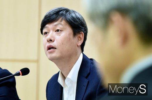 [머니S포토] 발언하는 장병규 4차산업위원장
