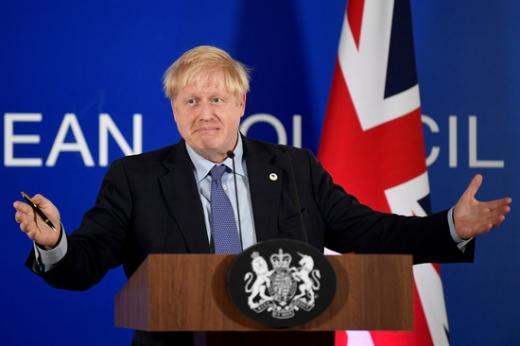 보리스 존슨 영국 총리. /사진=로이터