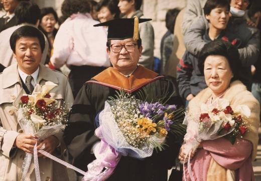 글로벌 LG그룹 세운 주역, 구자경 명예회장 영면하다