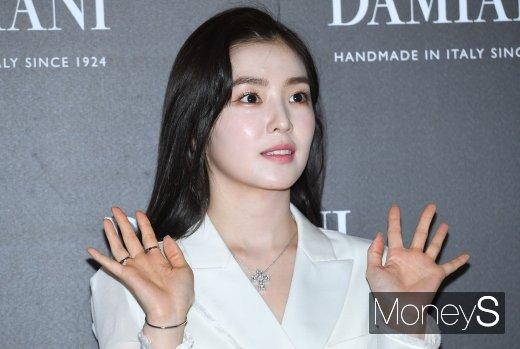 [머니S포토] 레드벨벳 아이린 '미모가 10점 만점에 10점'