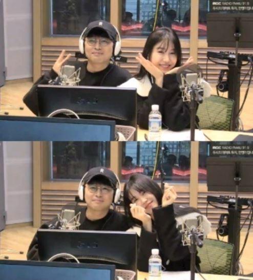 로코베리. /사진=MBC '두시의 데이트 뮤지, 안영미입니다' 방송화면 캡처