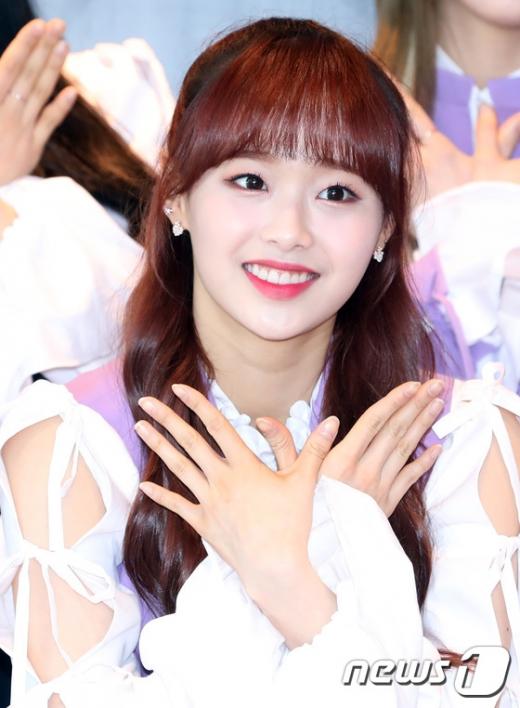 이달의소녀 츄. /사진=뉴스1