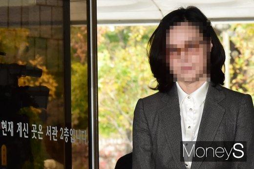 조국 전 법무부 장관의 배우자 정경심 교수. /사진=임한별 기자