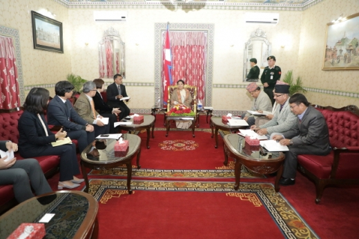 [머니S포토] 코이카-네팔, 개발협력 논의 '한자리'