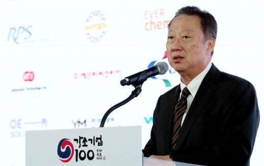 박용만 대한상공회의소 회장. /사진=뉴스1