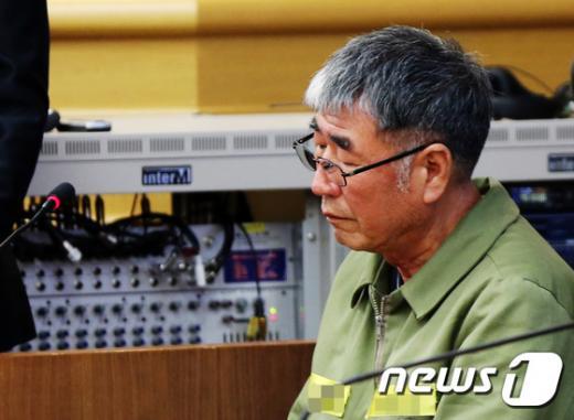 이준석 세월호 선장. /사진=뉴스1