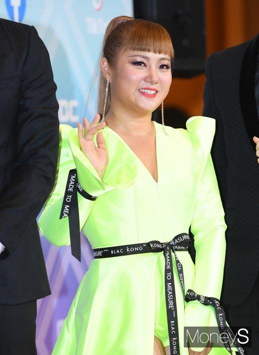 방송인 박나래가 대상을 수상했다. /사진=장동규 기자