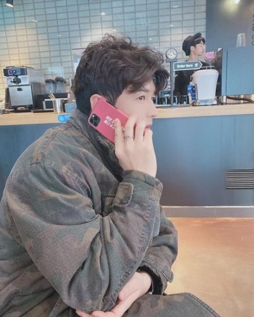 그룹 슈퍼주니어 멤버 신동. /사진=신동 인스타그램