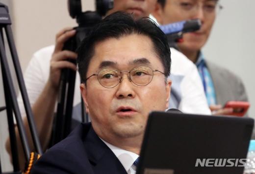 """김종민 """"대한민국 검사, 사법통제 실종… 수십년간 잘못돼와""""(속보)"""