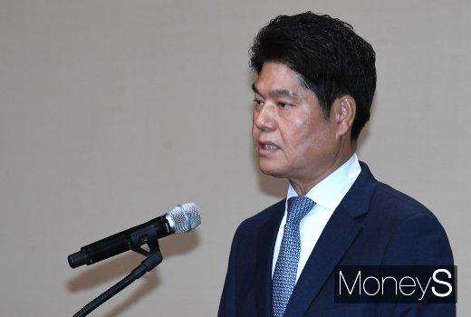 [머니S포토] 사과문 발표하는 허민회 CJ ENM 대표이사