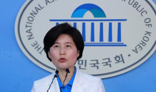 고위공직자범죄수사처(공수처) 신설법안을 발의했던 백혜련 더불어민주당 의원이 이번 법안 통과에 소감을 전했다. /사진=뉴스1