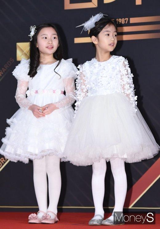 [머니S포토] 김단우·서이수 '어린 동백과 향미'