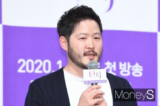 [머니S포토] 드라마 '터치' 민연홍 PD