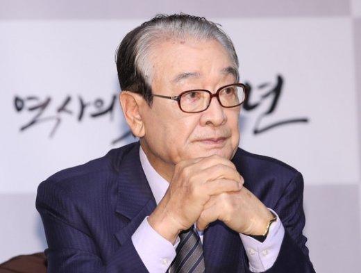 """이순재 고액기부자 가입 소감은? """"승기는 안하냐"""""""