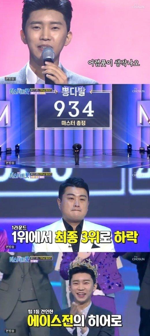 """'미스터트롯' 인기투표 결과는? """"1위 이찬원, 2위 임영웅 그리고…"""""""