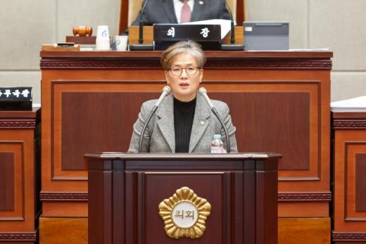 시흥시의회, 제272회 임시회 본회의. / 사진제공=시흥시의회