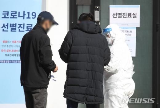 28일 서울 강남구에 코로나19 확진자 4명이 추가로 발생했다. /사진=뉴시스