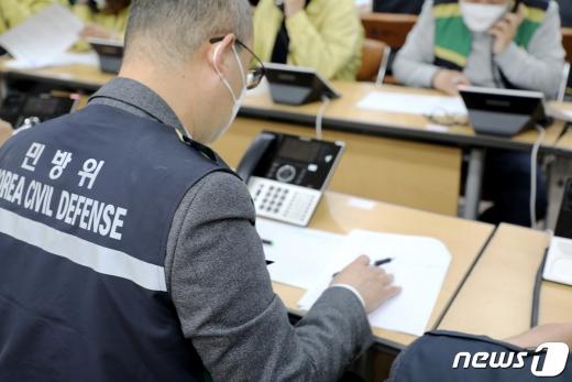 인천시는 지역 내 신천지 신도들의 코로나19 관련 증상을 파악하고있다고 전했다. /사진=뉴스1