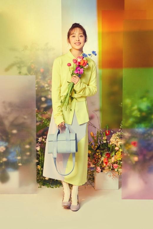 """[★화보] 김보라, """"봄이 왔어요"""""""