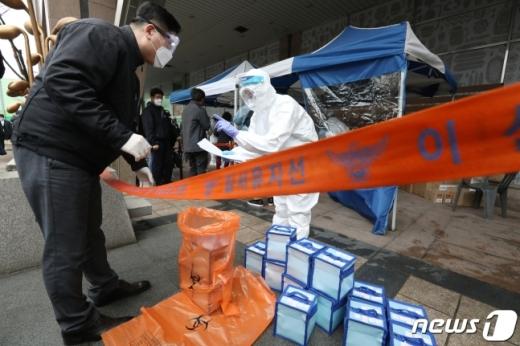 해수부·국가보훈처 공무원 2명 코로나19 추가 확진(속보)