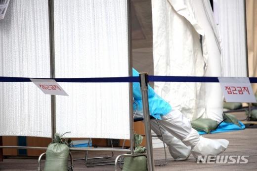 서울 강남구에서 신종 코로나바이러스 감염증(코로나19) 추가 확진자가 발생했다. /사진=뉴시스