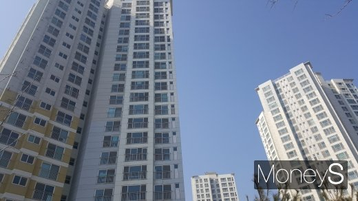 인천시내 한 아파트 단지. /사진=김창성 기자