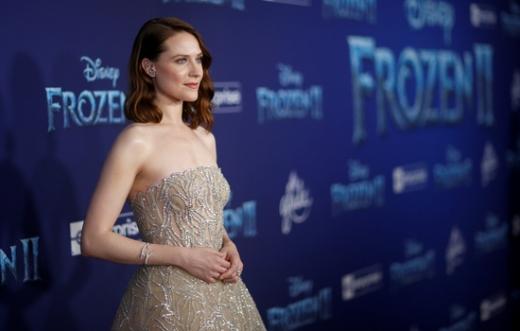 영화 '겨울왕국2'에서 허니마린 역을 맡은 레이첼 매튜스가 신종 코로나바이러스 감염증(코로나19) 확진 판정을 받았다. /사진=로이터