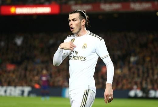 레알 마드리드가 공격수 가레스 베일과의 이별을 준비하고 있다. /사진=로이터