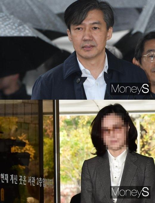 조국 전 법무부 장관과 그의 아내인 정경심 동양대 교수가 따로 재판을 받는다. /사진=임한별 기자, 장동규 기자