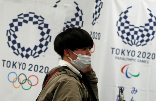 IOC가 도쿄올림픽 개최는 문제가 없다는 입장을 밝혔다. /사진=로이터