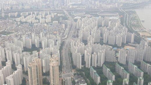 정부 규제에도 서울·대대광은 잘 팔린다?