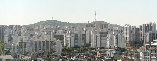 서울 아파트단지 모습. /사진=뉴스1